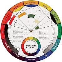 Color Wheel Small Color Mixing Guide (3501), Multi, 13 cm