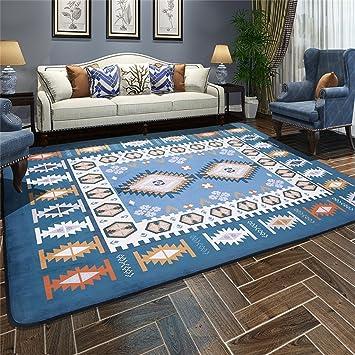 Amazon.de: Verdickung Haushalt Teppich Wohnzimmer Modern Einfache ...