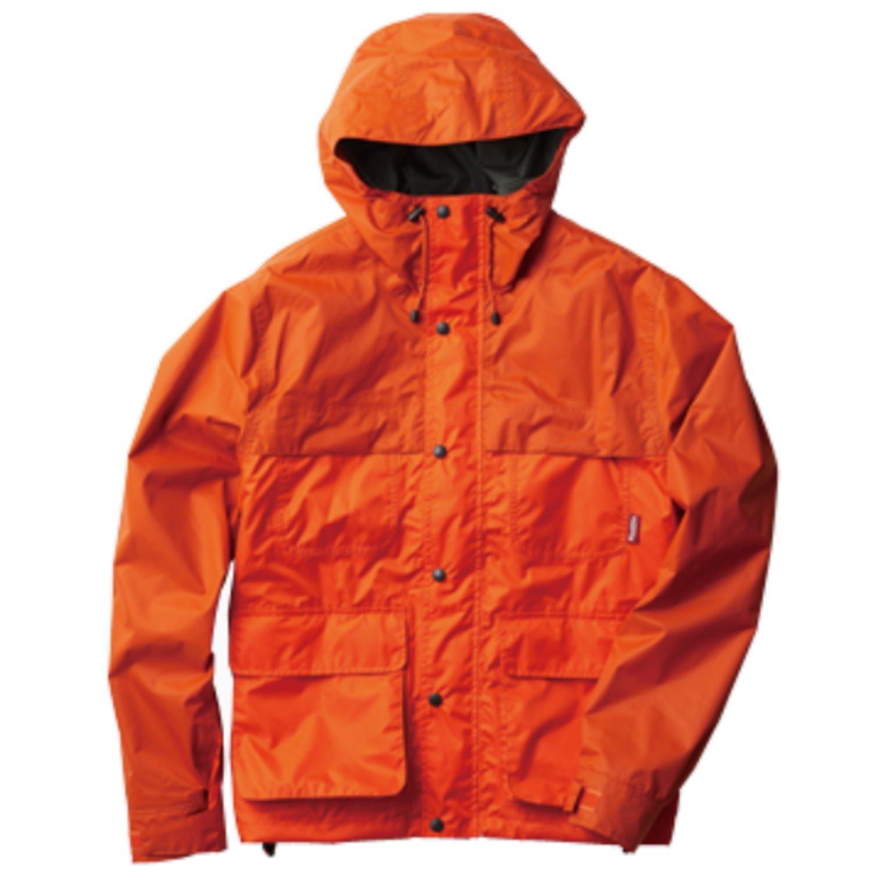 双進(SOSHIN) RL MTレインジャケット 6370 オレンジ B01BY5OMTO  - Medium
