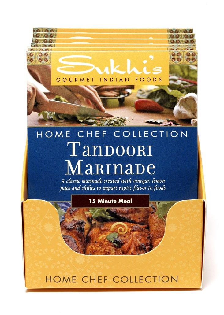Sukhis Tandoori Marinade, 3 Ounce - 6 per case.