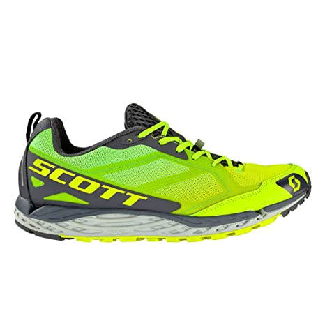 Scott Scarpe Running T2 kinabalu 3.0 GREEN: Amazon.it: Sport