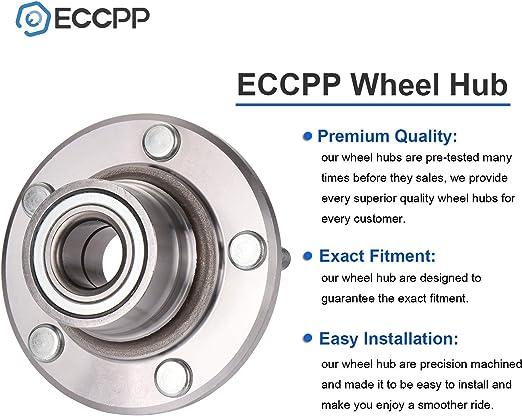 512039 Approved Performance Rear Premium Performance Wheel Hub Bearing