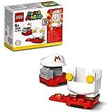 LEGO Super Mario 71370 Ateşli Mario Güçlendirme Kostümü Yapım Seti; Yaratıcı Çocuklar için Koleksiyonluk Hediye Oyuncak