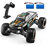 DEERC RC Cars Fast Remote Control Car 16889 for Boys 1:16 Scale 23+ MPH High Speed 4x4 RC Trucks with LED Lights,2.4GHz…