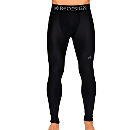 395a431736 Buy ReDesign Apparels Men s Nylon Compression Pants Online at Low ...