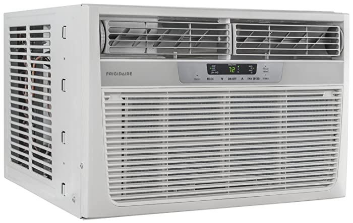 Frigidaire FFRH0822R1 8000 BTU 115-volt Compact Slide-Out Chasis Air Conditioner/Heat Pump with Remote Control