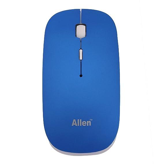 Allen Wireless Mouse USB A 909 Mice