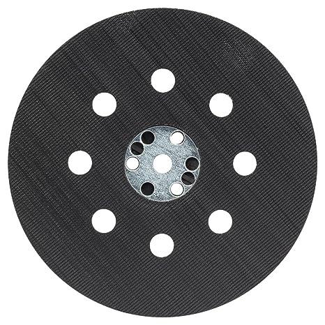 Bosch Professional Pro Schleifteller (für Exzenterschleifer PEX 12 PEX 12 A und PEX 125, SchleiftellerØ 125 mm mittelhart)
