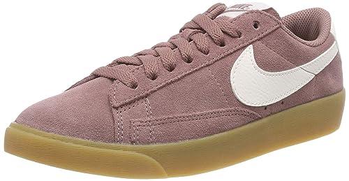 Nike W Blazer Low SD, Zapatillas de Gimnasia para Mujer: Amazon.es: Zapatos y complementos
