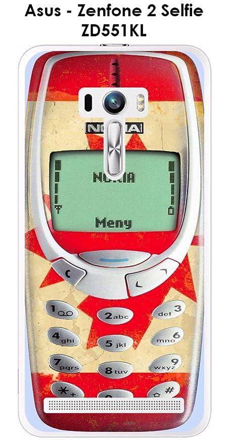 Onozo Carcasa ASUS Zenfone 2 Selfie ZD551KL Design Nokia ...