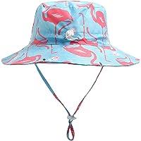 Jastore Baby Boys Girls Bucket Hat UV Sun Protection Hats Breathable Summer Play Hat