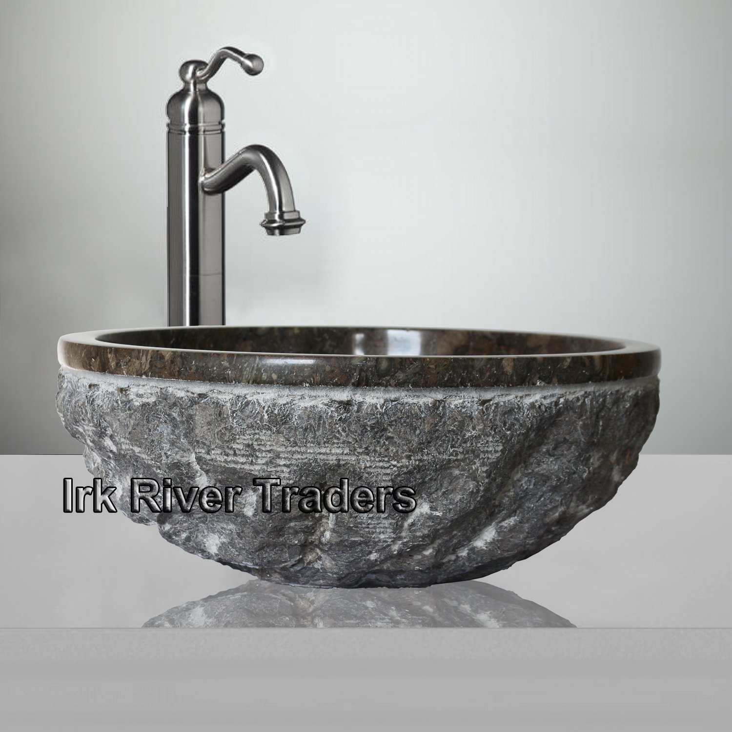 Pleasing Belgravia Marble Natural Marble Stone Basin Sink Bathroom Cloakroom Vanity Counter Top Wash Bowl Bath Countertop Handcrafted Deep Round Sink 16 X Download Free Architecture Designs Viewormadebymaigaardcom
