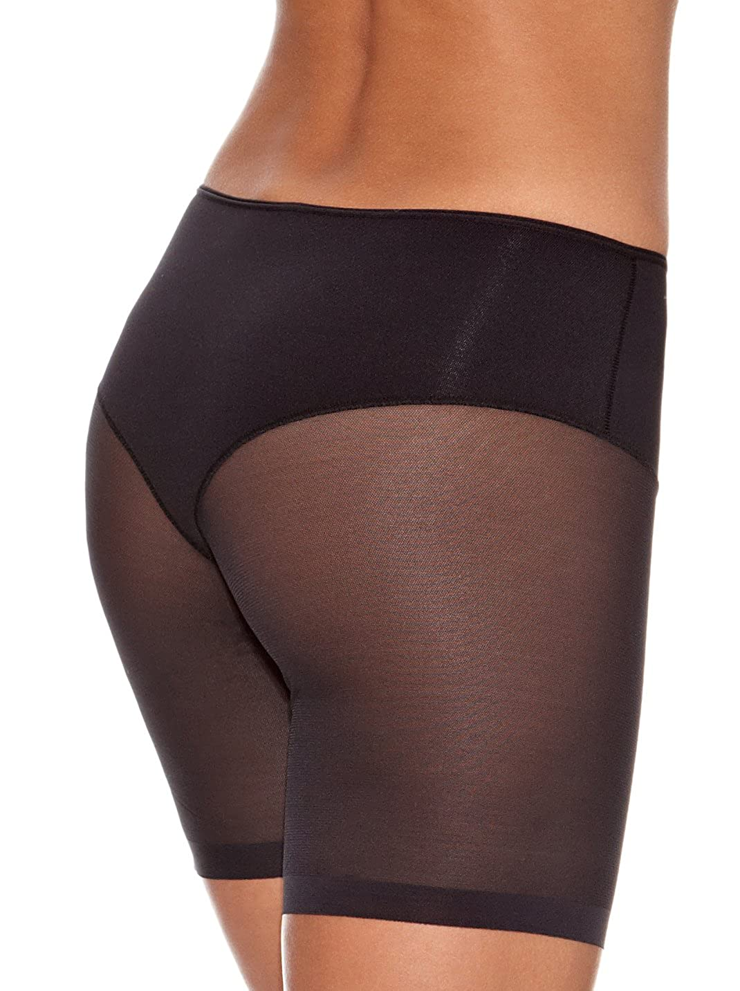 aa90a23b7c0d Leonisa Truly Invisible Control Short at Amazon Women's Clothing store: