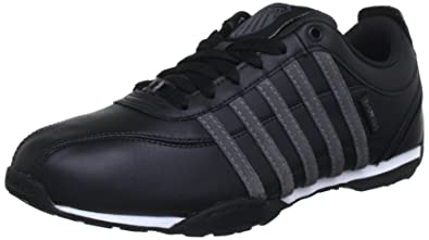 K-Swiss Arvee 1.5 - Zapatillas de Cuero Hombre, Color Negro, Talla ...