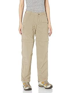 Tamalpais Stretch Convertible Pants White Sierra Womens Mt
