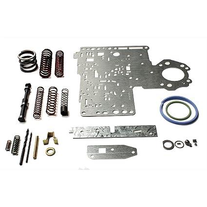 Wellington Parts Corp 48RE Dodge Ram Transmission Transgo SK48RE Shift Kit  Valve Body Upgrade 04+ tow