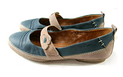 quality design 50c68 cc416 MARC Soft Walk Damenschuhe Ballerinas Slipper, 171673, EU 39 ...