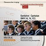 Johann Sebastian Bach : Cantates