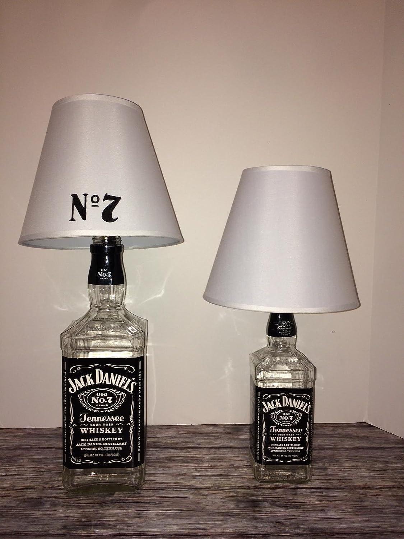 Amazon jack daniels lamp liquor bottle lamps bar lamp table amazon jack daniels lamp liquor bottle lamps bar lamp table lamp jack daniels man cave lighting handmade aloadofball Images