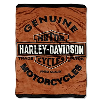 Amazon Harley Davidson Motorcycles Queen Size Plush Blanket Adorable Harley Davidson Blankets And Throws