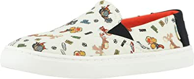 TOMS x Star Wars Tiny Luca Slip-ons