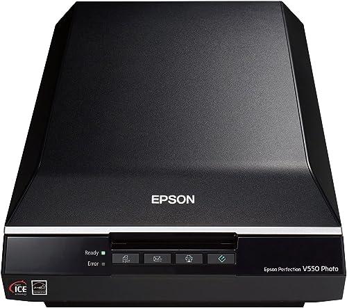 Epson Perfection V550 Color Photo, Image, Film