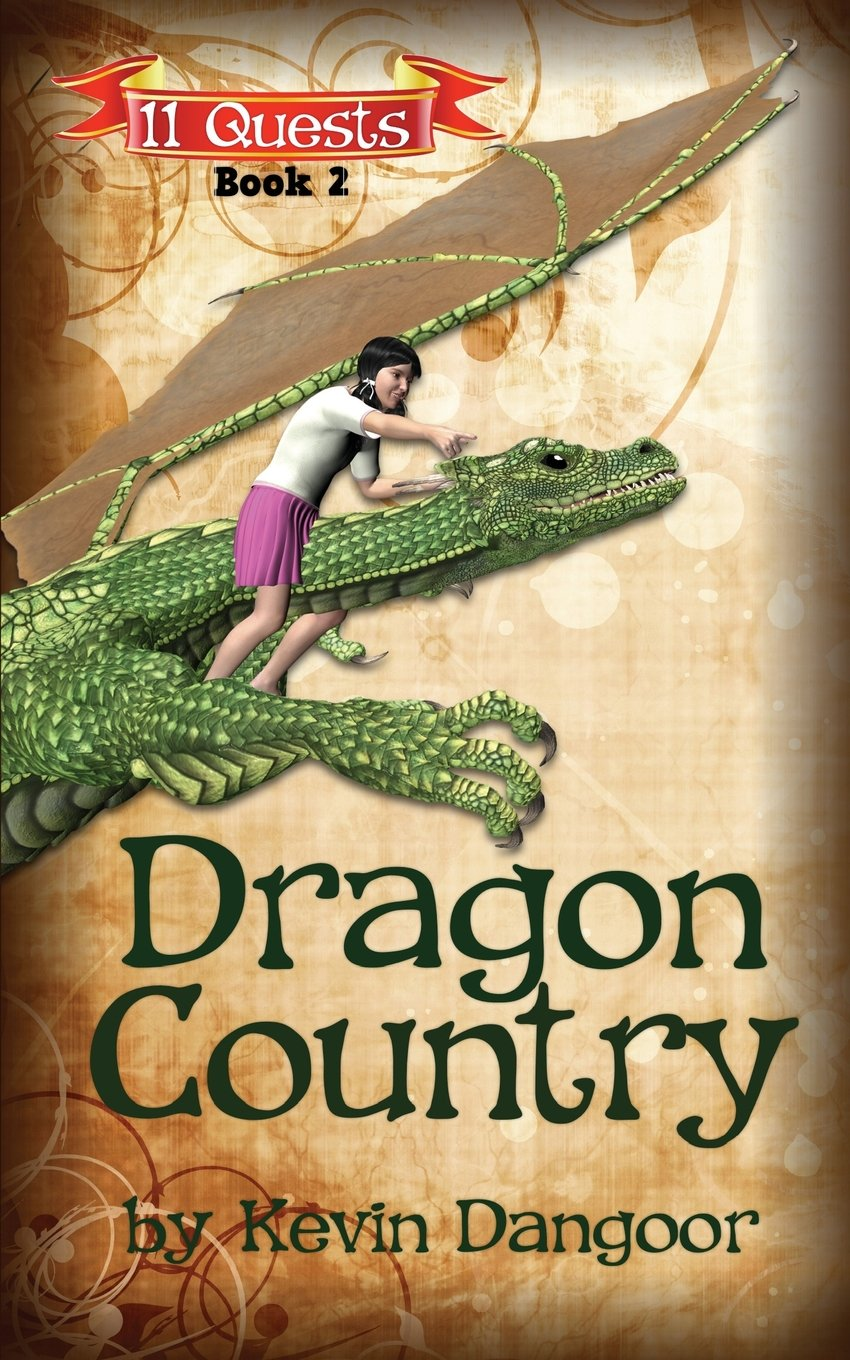 Download Dragon Country: 11 Quests: Book 2 PDF