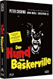 Der Hund von Baskerville - uncut (Blu-Ray+DVD) auf 500 limitiertes Mediabook Cover B [Limited Collector's Edition]