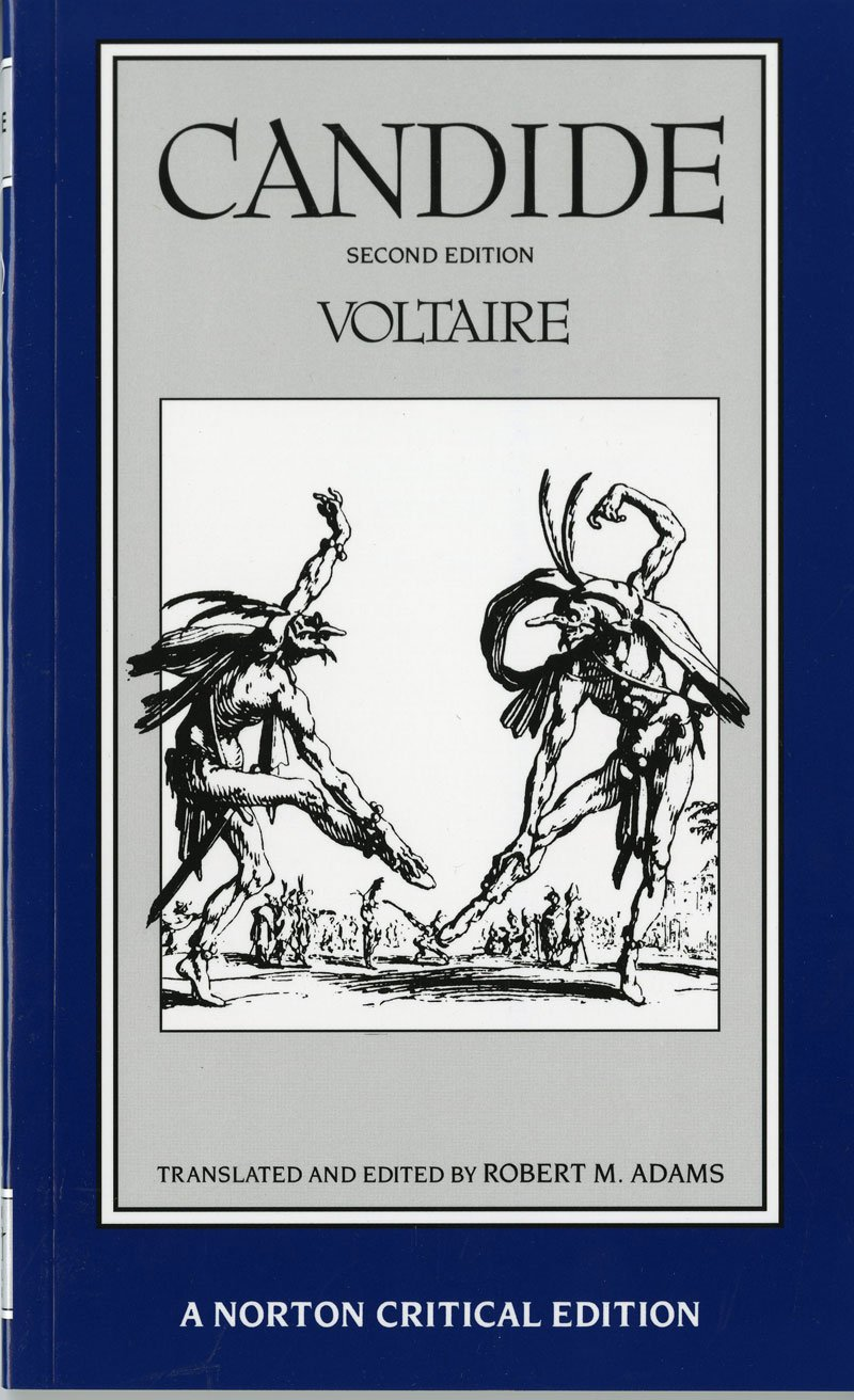 voltaire a collection of critical essays Essay on voltaire's candide: a typical enlightenment work - candide as a typical enlightenment work candide on the surface is a witty story however when inspected deeper it is a philippic writing against people of an uneducated status.