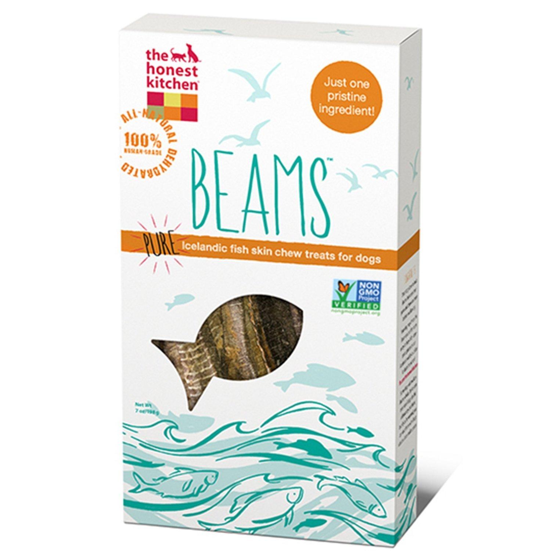 the honest kitchen beams fish skin chew dog treat
