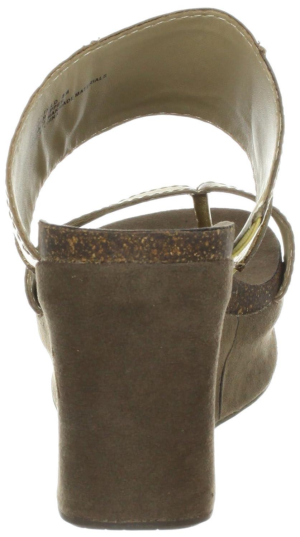 OTBT Women's Brookfield Wedge Sandal B009SNP7H6 7.5 B(M) US|Gold