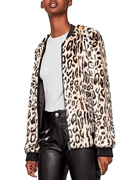 Pepe Jeans Bomber Holly Animal Print XL: Amazon.es: Ropa y ...