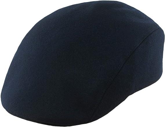 Warm 100/% Wool Ivy League Mens Flat Cap Wooly Baker Boy Hat with Earflap Sterkowski Norte