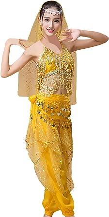 Disfraz Adulto Carnaval Mujer Rendimiento Las Profesionales Danza ...