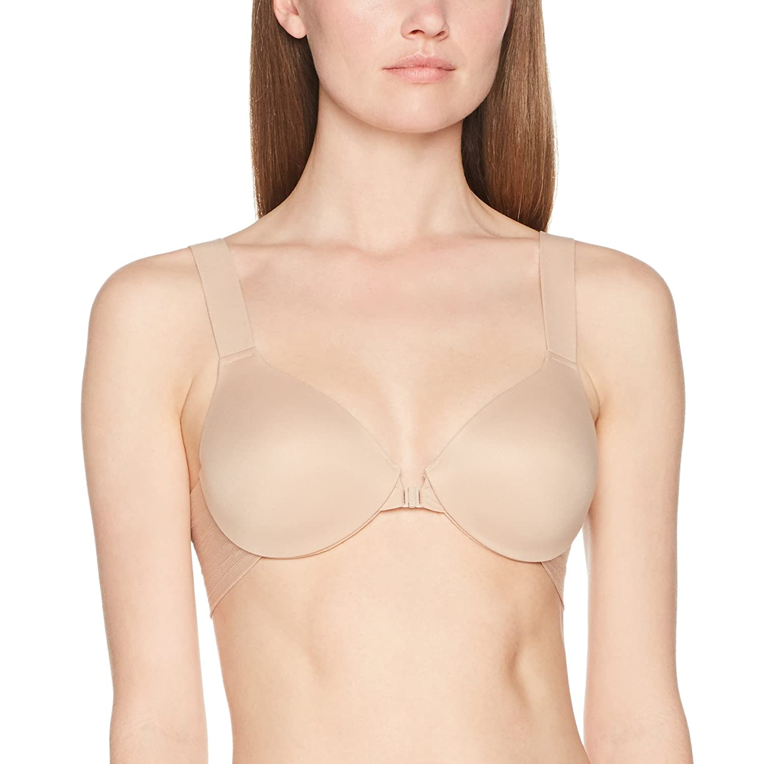 033e95829 SPANX Bra-llelujah Full Coverage Back Smoothing Support Bra For Women at  Amazon Women s Clothing store