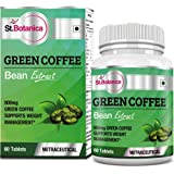 StBotanica Green Coffee Bean 800 mg Extract (With Chlorogenic Acid) - 60 Tablets