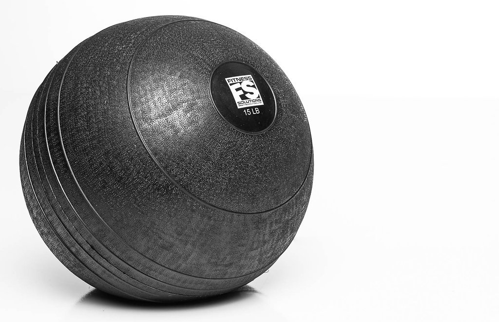 Fitness Solutions Slam Balls (10 LB)
