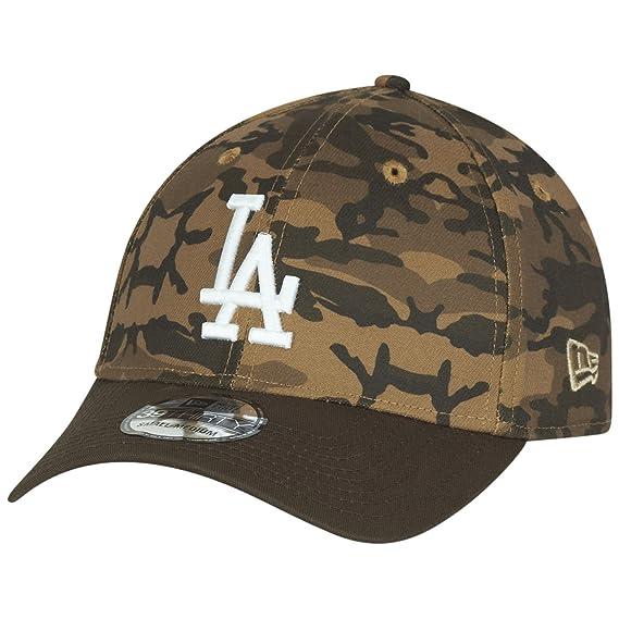 New Era Mujeres Gorras / Flexfitted Cap Camo Team LA Dodgers ...