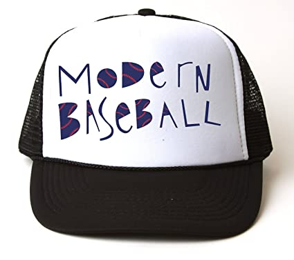 Image Unavailable. Image not available for. Colour  Modern Baseball Trucker  Hat e02f11c7f2d