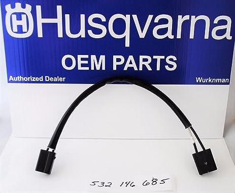 amazon com husqvarna oem 532146685 wiring harness also for rh amazon com Engine Wiring Harness Car Wiring Harness