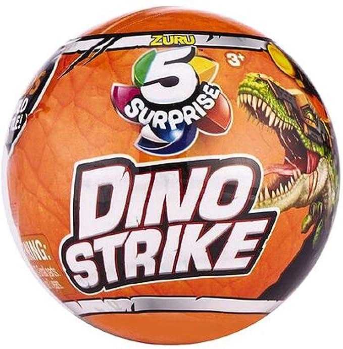 Zuru Dino Strike 5 Surprise - Surprise Mystery Battling ...