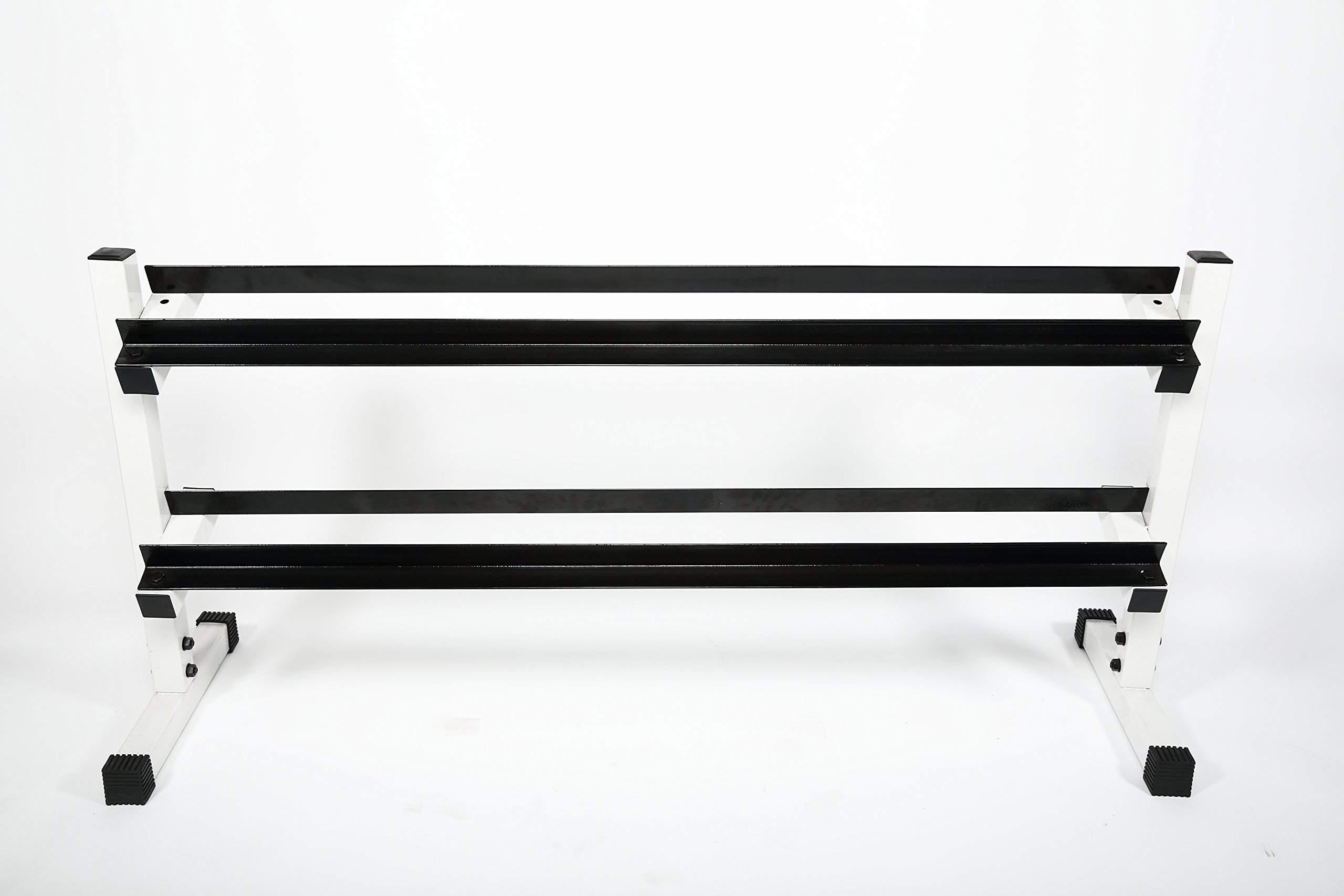 Ader Dumbbell Rack 2 Tier 54'' by Ader Sporting Goods