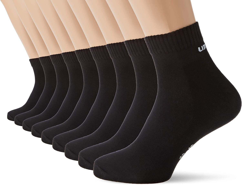 lot de 9 Umbro Chaussettes de sport pour Homme