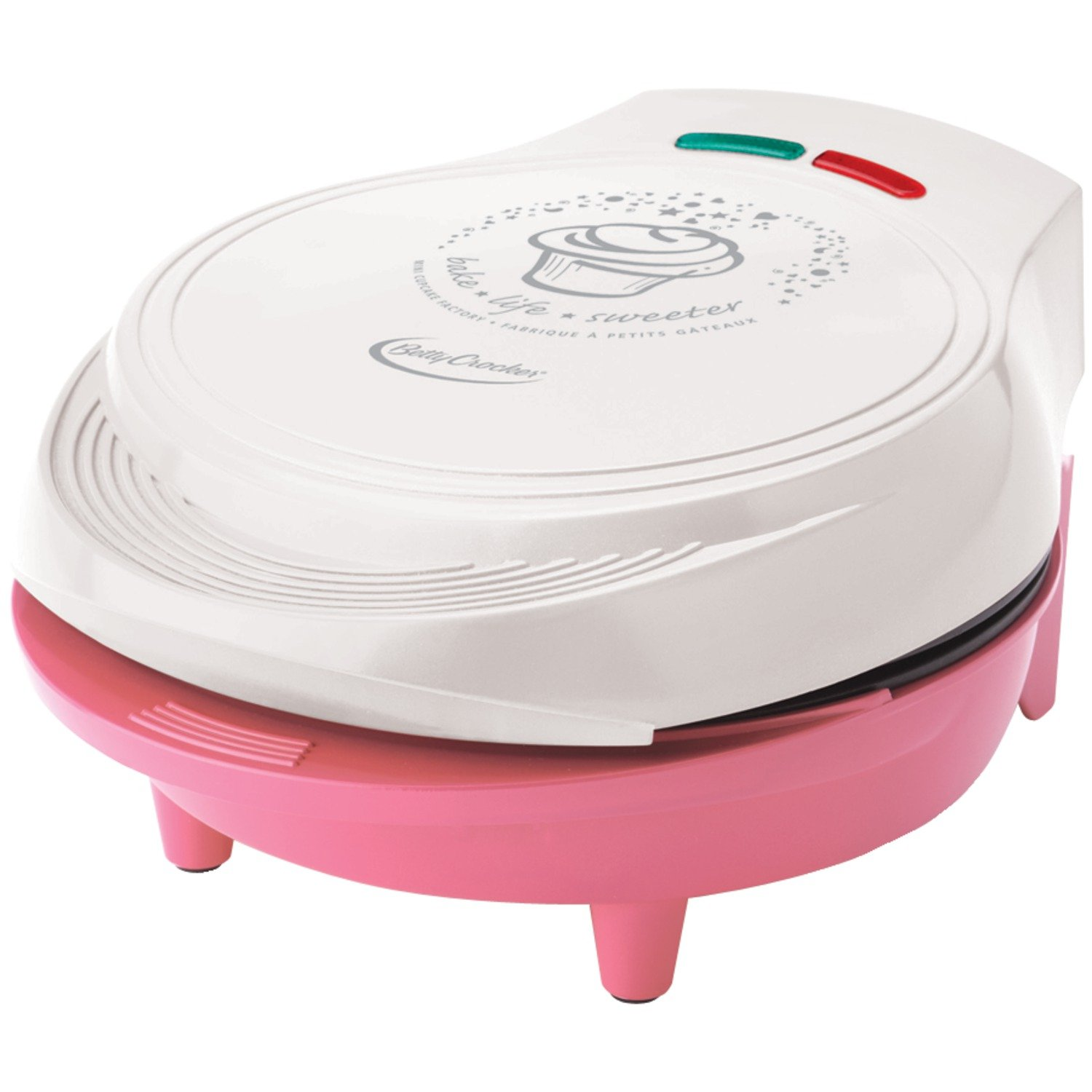 Betty Crocker BC-2930CRT Cupcake Maker, Pink