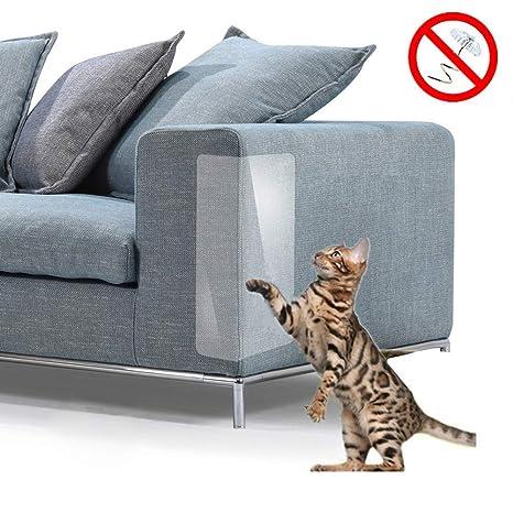 Cat Scratch Guard -4 PCS Protector de muebles Pet Scratch Couch Protector - Ama tu
