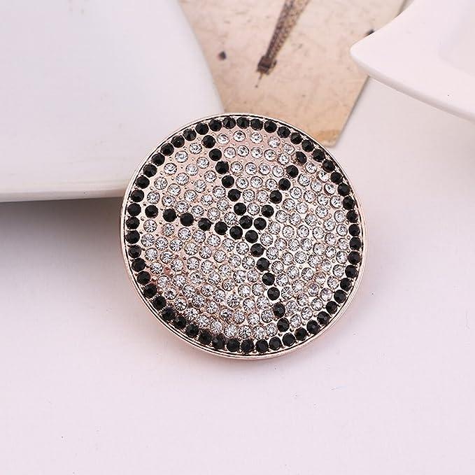 CHENGYUAN 1 STÜCK Modeschmuck Diamant Schuhe Deduktion High