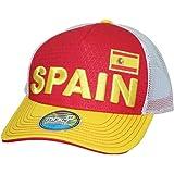 """World Cup Soccer Men's """"Jersey Hook"""" Structured Meshback Hat"""