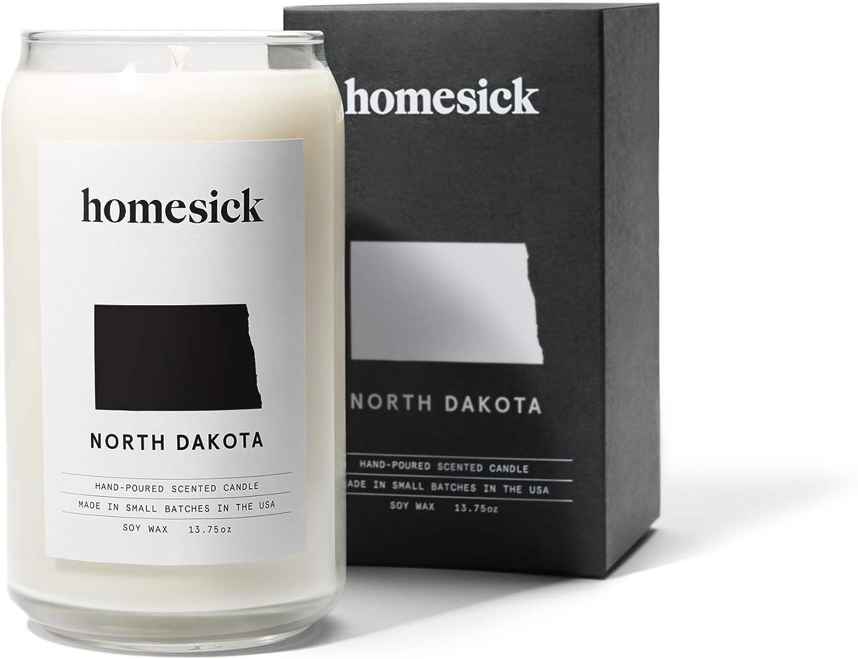 Homesick Candle Scented, North Dakota