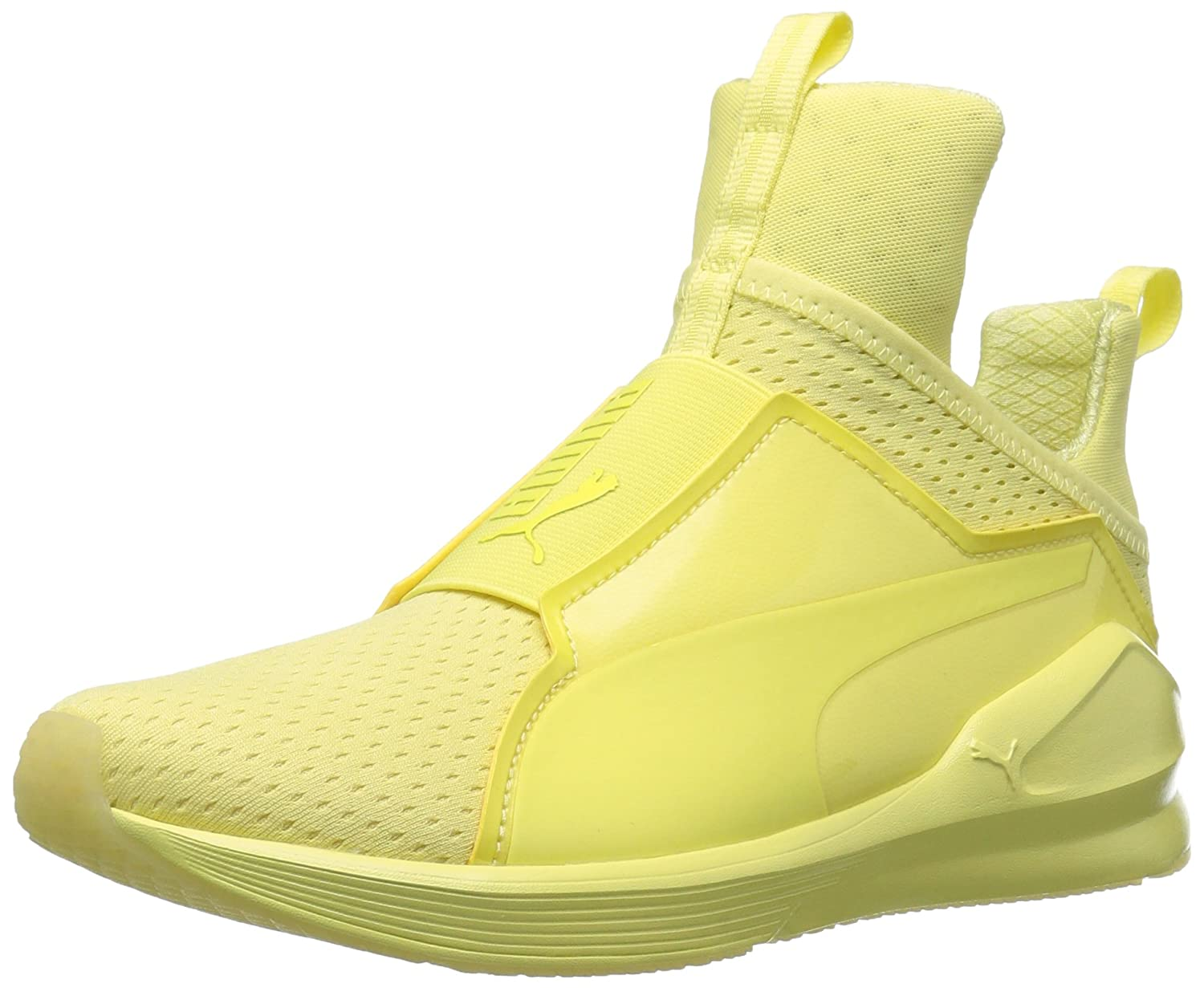 PUMA Women's Fierce Bright Mesh Cross-Trainer Shoe B01J5RVHF0 7 M US|Elfin Yellow