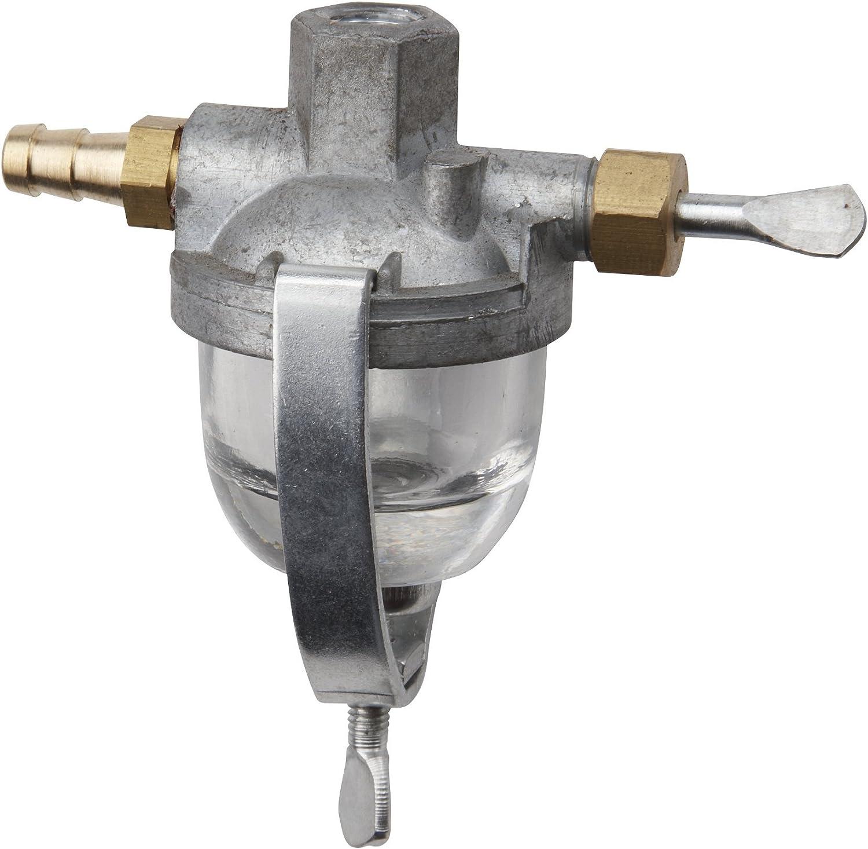 [SCHEMATICS_4FR]  Amazon.com: Briggs & Stratton 690612 Fuel Filter, Glass Sediment Bowl and Fuel  Filter Assembly: Garden & Outdoor | Sediment Bowl Fuel Filter |  | Amazon.com